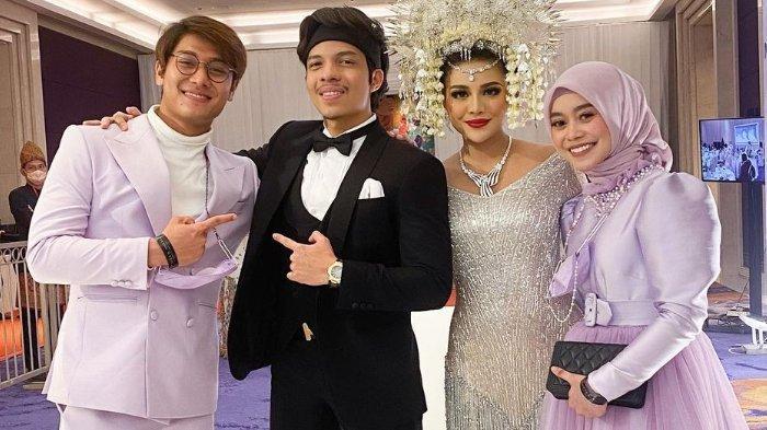Jelang Lamaran, Rizky Billar Temui Bambang Soesatyo, Bakal Ikuti Jejak Pernikahan Atta-Aurel?