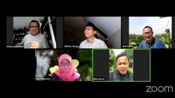 Kisah Bima Arya sebagai Pasien Corona Pertama di Bogor: Tanya Dokter Dijawab Belum Ada Obatnya