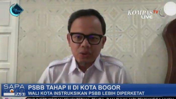 Bima Arya : Puncak Virus Corona Kota Bogor pada Juli 2020