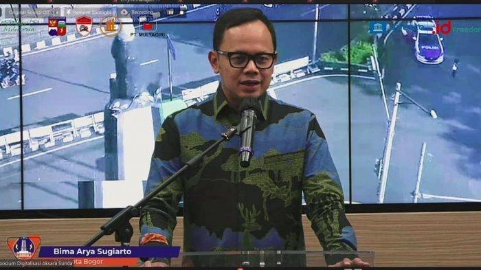 Bima Arya Bangga Digitalisasi Aksara Sunda Dimulai dari Kota Bogor