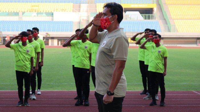 Timnas U-16 Indonesia Kembali Gelar TC di Bogor, Terapkan Protokol Kesehatan Ketat