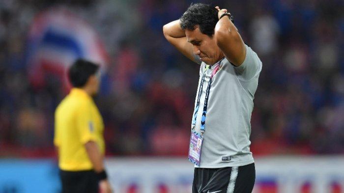 Hasil Filipina Vs Thailand Imbang 1-1, Timnas Indonesia Gagal Sebelum Lolos Semifinal Piala AFF 2018