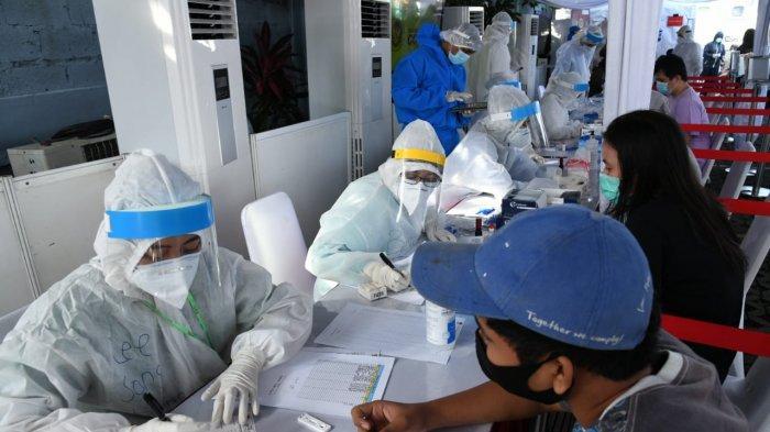 BIN Gelar Rapid Test Massal di Depok, 20 Orang Dinyatakan Reaktif Covid-19