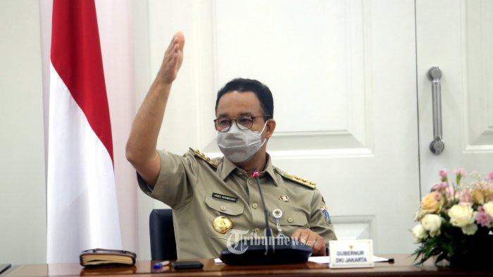 3 Agenda Penting Rapat Koordinasi yang Dipimpin Anies Baswedan, Bahas Antisipasi Arus Balik Lebaran