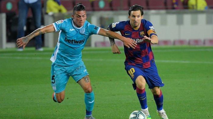 Prediksi Barcelona vs Osasuna, Messi Bisa Fokus Rebut Gelar El Pichichi