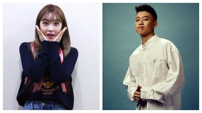 Bintang K-Pop Chungha dan Rapper Rich Brian Berkolaborasi, Lagu Baru Akan Rilis 3 Oktober