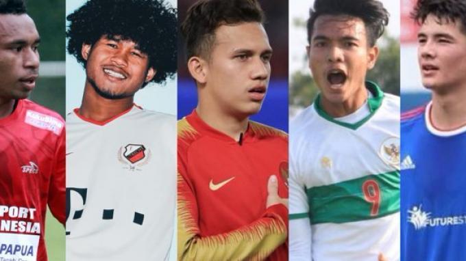 Daftar 8 Pemain Muda Indonesia di Liga Luar Paling Potensial Versi AFC, Dari Egy Hingga Todd Ferre