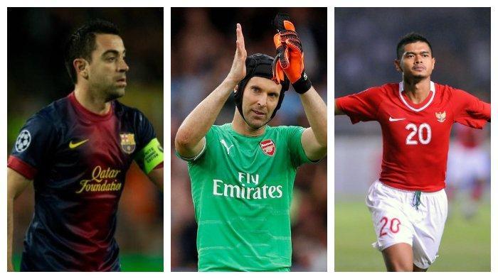 Kaleidoskop 2019: 5 Bintang Sepak Bola yang Putuskan Pensiun, Xavi, Cech, hingga Bambang Pamungkas