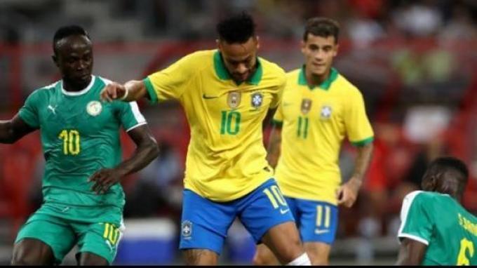 Rekan Neymar di timnas Brasil Ingin Terus Bermain di Liga Indonesia meski Kompetisi Belum Pasti