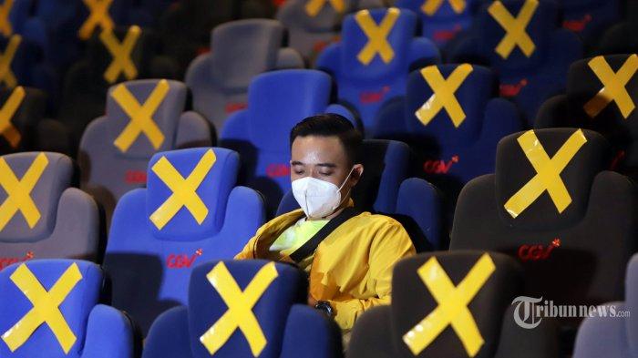 Bioskop di Jakarta Mulai Buka, DPRD DKI Minta Pengelola Ketatkan Kontrol Pencegahan Covid-19