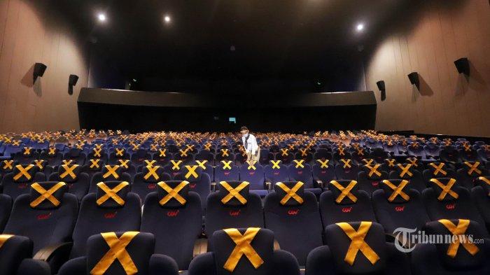 Tak Seperti Jakarta, Tangerang Hingga Kini Belum Izinkan Operasional Bioskop dan Resepsi Pernikahan