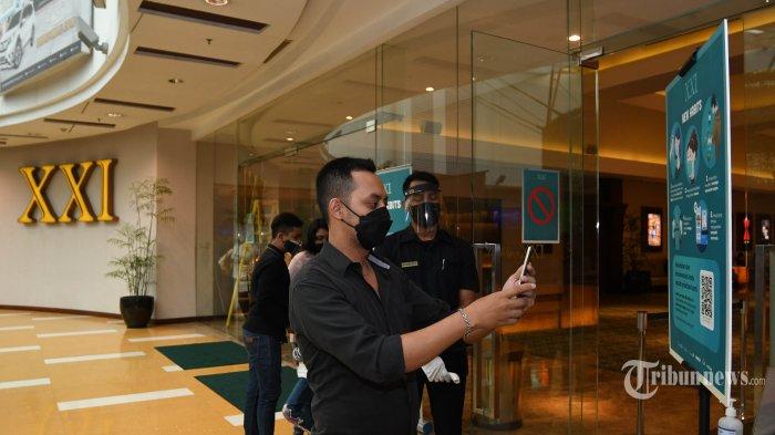 Daftar Bioskop XXI yang Sudah Buka, Pengunjung Wajib Download Aplikasi PeduliLindungi