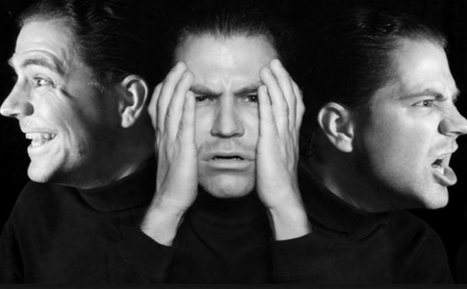 Gangguan kejiwaan bipolar.