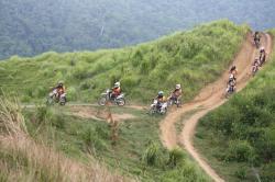 Komunitas Trail Bireuen Jelajahi Pulau Weh