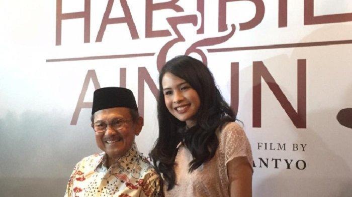 Maudy Ayunda Perankan Tokoh Ainun di Sekuel Film Habibie & Ainun