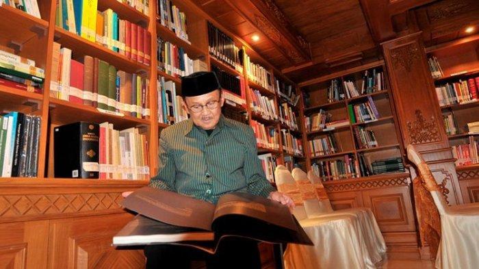BJ Habibie Meninggal Dunia, Perpustakaan Habibie Ainun Akan Dibuka untuk Umum