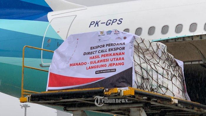 BKIPM Meluncurkan Layanan Ekspor Ikan Langsung dari Manado ke Jepang