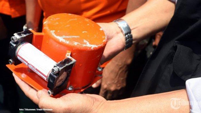 Kotak Hitam CVR Lion Air JT 610 Ditemukan