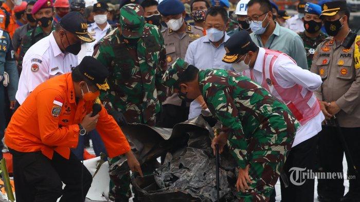 Basarnas Akui Alami Kesulitan dalam Mencari CVR Pesawat Sriwijaya Air, Ini Penyebabnya