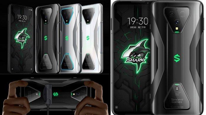 Black Shark 3 dan 3 Pro Rilis, Berikut Harga dan Spesifikasi Lengkap Ponsel Gaming Xiaomi Terbaru