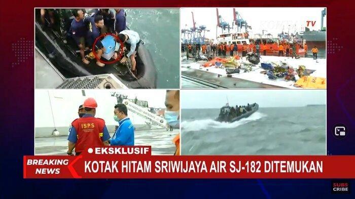 Penjelasan Resmi Panglima TNI Terkait Penemuan Black Box Sriwijaya Air SJ 182