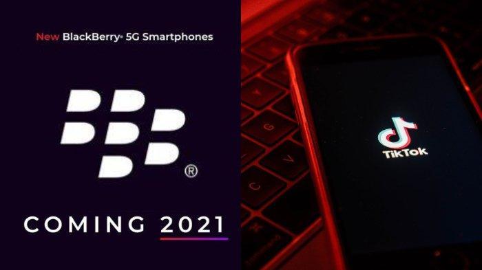 POPULER Techno: Blackberry Siap Rilis Ponsel Android | Video TikTok Dokter Magang Lecehkan Perempuan