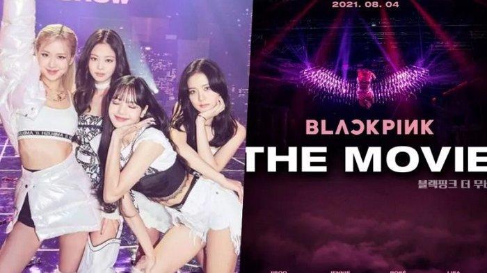BLACKPINK The Movie Sukses Obati Rasa Rindu Penonton Lihat Konser Sang Idola