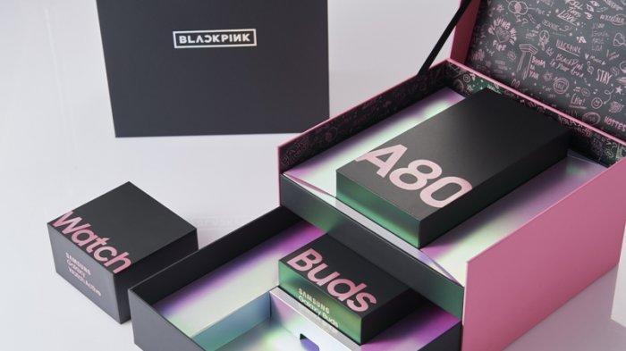 Blackpink Box Samsung Galaxy A80 Edisi Spesial Blackpink