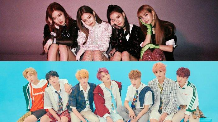 YouTube Rewind 2018 rilis 10 video musik K-Pop paling populer di Korea Selatan, ada BTS hingga BLACKPINK.