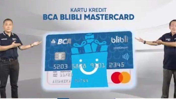 BCA dan Blibli Luncurkan Kartu Kredit Mastercard untuk Proses Belanja Mudah