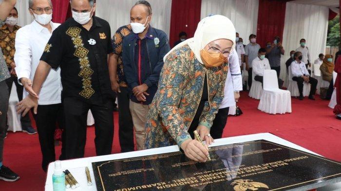 Menaker Resmikan BLK Komunitas Serikat Pekerja Jakarta Timur