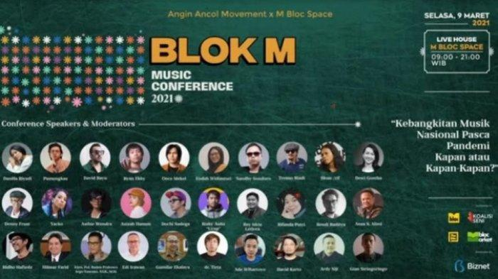 Blok M Music Conference 2021 88