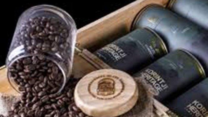 Kopi Lokal Indonesia Pertama yang Menggunakan Teknologi Block Chain Adalah Blue Korintji Coffee