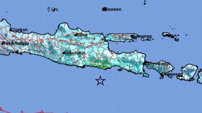 Gempa Malang 6,1 M Terasa di Sebagian Pulau Jawa hingga Lombok, Begini Informasi dari BMKG