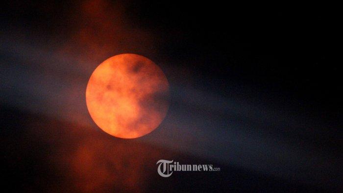 4 Gerhana yang Akan Terjadi Sepanjang Tahun 2021, Super Blood Moon pada 26 Mei 2021