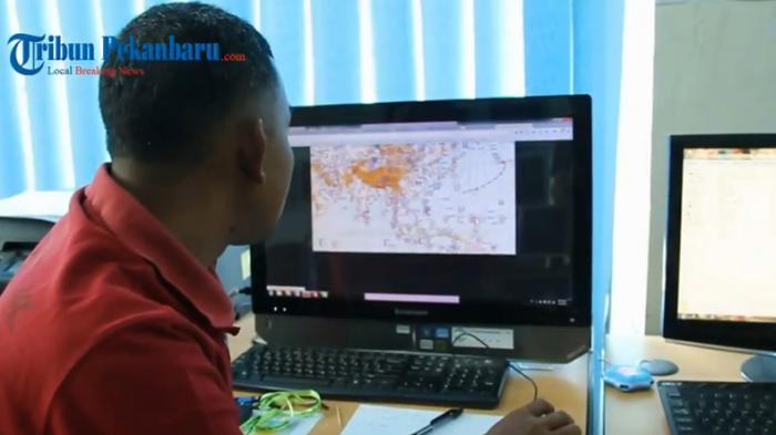 Pesisir Timur dan Barat Riau Diguyur Hujan Ringan