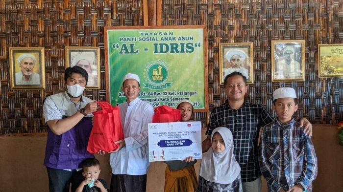 Ramadan Ini Laznas BMM dan 63 Mitra Distribusikan Manfaat kepada 52.000 Warga di 12 Provinsi
