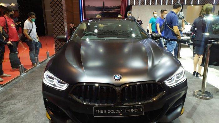 BMW 840i Gran Coupe Golden Thunder Seharga Rp 2,9 M Terjual ke Crazy Rich Asal Jakarta