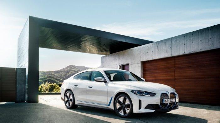 Tiga Mobil Listrik dari BMW Group Bakal Ramaikan Pasar Otomotif Indonesia Tahun Depan