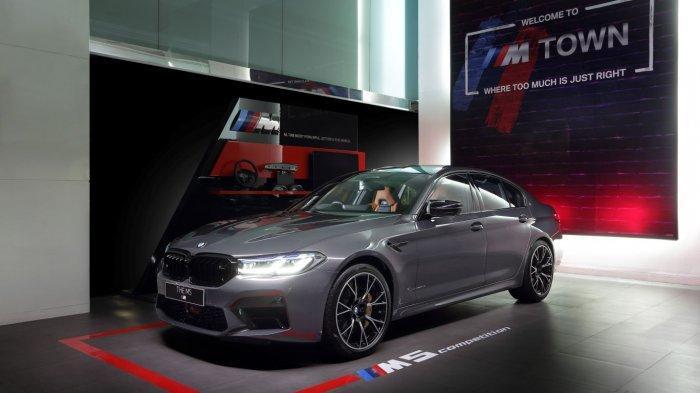 Hadir dalam Jumlah Terbatas, BMW M5 Competition Terbaru Dijual Rp 4,789 Miliar