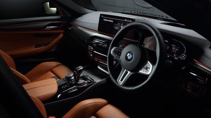 BMW Indonesia meluncurkan sports car empat pintu BMW M5 Competition