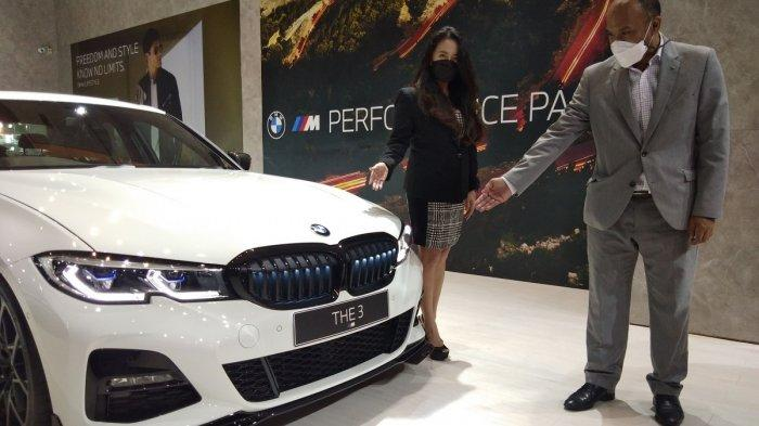 M Performance Parts untuk Tampilan BMW Makin Sporty