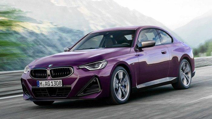BMW Seri 2 Coupe Mendobrak Pasar dengan Pilihan Mesin Baru