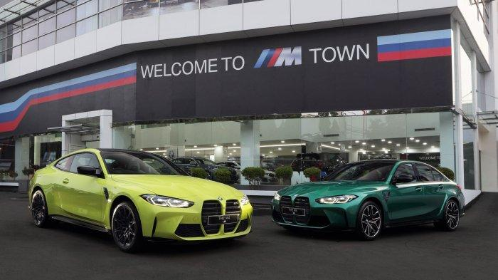 Tengok Keistimewaan Edisi Terbatas BMW M3 dan M4 Competition Individual