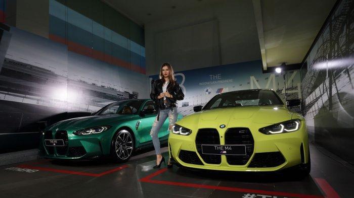 BMW M3 dan M4 Coupe Terbaru Resmi Mengaspal di Indonesia