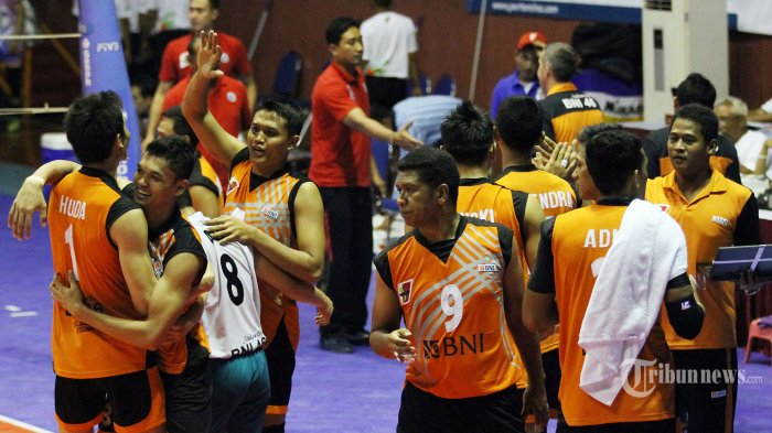 Live Streaming TV Online iNews TV, Proliga 2020 Seri Bandung, Duel Sengit Antara SBS vs BNI 46