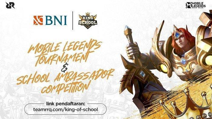 Regional Qualifier BNI King of School Dimulai, 1.024 Sekolah Perebutkan Gelar Juara