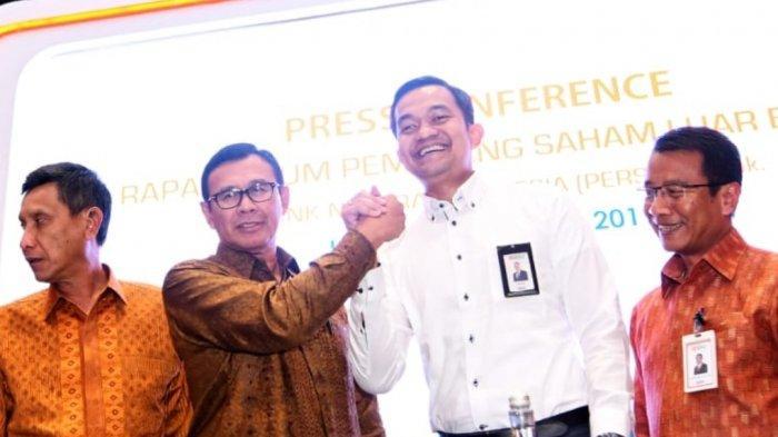 BNI Tunjuk Ario Bimo Jadi Direktur Keuangan