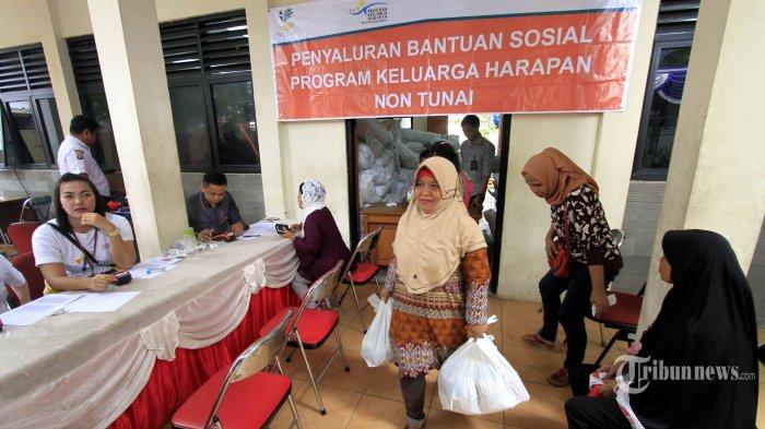 50 Ribu Warga Makassar Terima BPNT