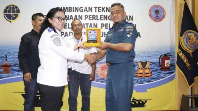 BTKP Kemenhub Adakan Bimtek Keselamatan Pelayaran di Makassar
